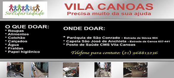 TODOS POR VILA CANOAS