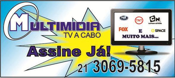 MULTIMIDIA TV A CABO