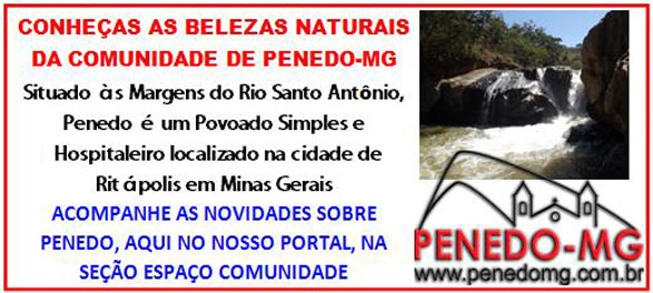 PENEDO - MINAS GERAIS